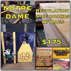 We still Have these! Cornhole Boards Call me!