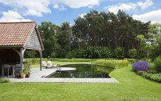 Natuurlijke zwemvijver - Biozwembad door Cools uit Essen