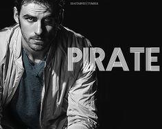 Captain Hook - Killian Jones - Pirate - Once Upon a Time