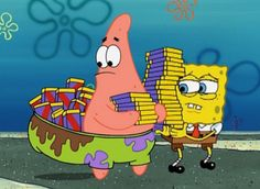 Image - Chocolate with nuts - Encyclopedia SpongeBobia - The SpongeBob SquarePants Wiki - Wikia Spongebob Faces, Spongebob Drawings, Spongebob Patrick, Funny Spongebob Memes, Cartoon Memes, Cartoon Pics, Cartoons, Spongebob Painting, Squidward Tentacles