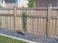 Prairie Style Fence | Fencing - View Full Gallery