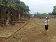 Slave Prison, Loos Island Conakry