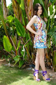Love The Fabulous: Vintage Missoni #missoni #vintage #style #outfit #beach #cocktails #summer #outfit #fashion #blog #beachwear