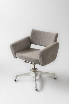 Joseph André Motte . 760T, 1957.  The perfect chair.