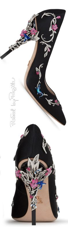 new concept a2fab e69fd 30 bästa bilderna på Ralph   Russo   Shoes heels, Beautiful shoes ...
