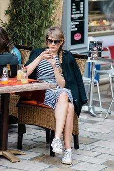 Up at the Villa: Street-Style Pics From the 30th Annual International Festival of Fashion and Photography in Hyères