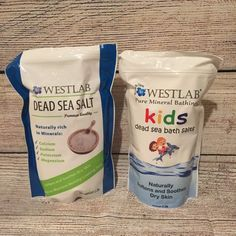 WestLab Bath Salts for Kids & Adults #Giveaway - Mommies with Cents