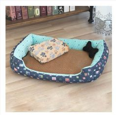 WUandGD Washable Dog House Cat Litter Puppy Small Dog Pet Supplies,Xs,A0011 -- Learn more by visiting the image link. #CatBedsandBlankets