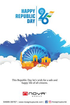 This republic day let's wish for a safe and happy life of all citizen. Contact us for Successful Online Brand Building. Happy Independence Day Images, Independence Day India, Creative Poster Design, Creative Posters, Independent Day, Republic Day Indian, New Year Pictures, Best Photo Background, Festival Flyer