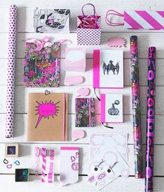 Awesome new stationary by IKEA Paper Shop, I hope this hits my local ikea!