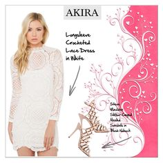 """AKIRA"" by amra-mak ❤ liked on Polyvore featuring shopakira"