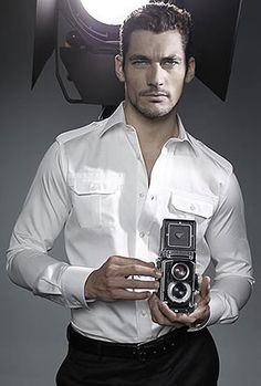 Galería de fotos de David Gandy - Moda y modelos | hola.com