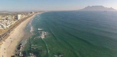 Birdseye from Blouberg towards Table Mountain - Cape Town Table Mountain Cape Town, Provinces Of South Africa, Cape Town South Africa, Beach Tops, Wine Country, Us Travel, National Geographic, Trip Advisor, The Good Place