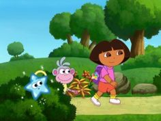 Are you ready to explore? Because play-along adventures await you in Dora the Explorer's fourth season! Climb Star Mountain and become a star catcher, help Dora save her cousin Diego, and more. Dora has lots of new adventures in Season Dora Wallpaper, Dora And Friends, Nick Jr, Dora The Explorer, Theme Song, Season 4, Sleepover, Cartoon Network, Childhood Memories