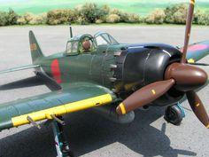 三菱A-6M5c 零式艦上戦闘機(ゼロ戦、零戦) 52型 丙 ハセガワ1/48 MITSUBISHI A6M5c ZERO FIGHTER TYPE52Hei