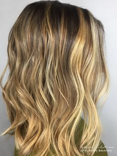 Basic balayage in Salem Ohio at Natural Solutions Stylist Brandy Rouse offers balayage hair services Belliage Hair, Blonde Hair, Baylage, Beauty Boutique, Natural Solutions, Hairdresser, Ohio, Salons, Stylists