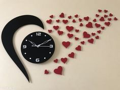 Clocks Stylish Acrylic Designer Wall Clock  Material: Acrylic Size: Free Size Type: Analog Description: It Has 1 Piece Of Wall Clock Country of Origin: India Sizes Available: Free Size *Proof of Safe Delivery! Click to know on Safety Standards of Delivery Partners- https://ltl.sh/y_nZrAV3  Catalog Rating: ★4.1 (1162)  Catalog Name: Free Gift Stylish Acrylic Designer Wall Clock Vol 4 CatalogID_449599 C127-SC1440 Code: 626-3257572-