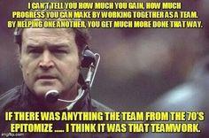 Coach Chuck Noll (Pittsburgh Steelers)