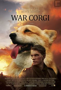 Would You Watch The Incredible Yet Not-Entirely-True Tale of WWII Corgi Cavalry?