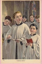 choirboys from cards - Google Search