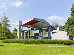 Centre Le Corbusier - Museum Heidi Weber