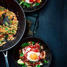 Korean fried cauli rice