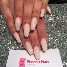 Nude nails.. 6/4/15