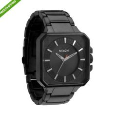 This black Nixon watch is available now on our Ebay store!