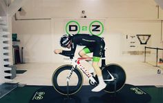 Matt Bottrill perfects his position in the wind tunnel Road Cycling, Road Bike, Wind Tunnel, Fitness, Road Racer Bike