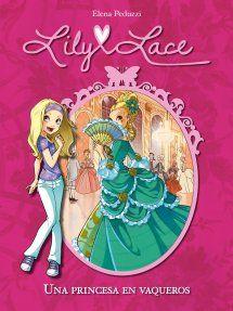 Una princesa en vaqueros / Elena Peduzzi ; Ilustraciones Federica Salfo ;Traducción de Marinella Terzi. Ed. Alfaguara. Lily acaba de cumplir 11 años cuando descubre un armario lleno de vestidos increíbles. Sin pensárselo dos veces, se pone uno de los vestidos y ¡puf! De pronto se ve inmersa dentro de una aventura inolvidable: Lily ahora tiene 18 años, y está en el palacio de Versalles. Allí tendrá que descubrir el secreto que esconde un misterioso tejido ...