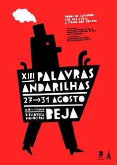 Andre Letria | Palavras Andarilhas 2014