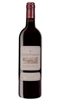 """MyGoodWines - """"Château Fonrazade"""" Saint-Emilion Grand Cru - Vin de Bordeaux"""