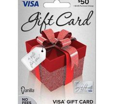 $50 VISA Gift Card Giveaway | Better Giveaway