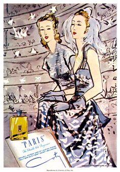 carl erickson illustrations   Fashion illustrations by Carl 'Eric' Erickson > photo 1821711 ...