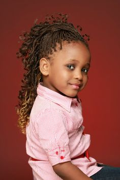 braid hair styles | ANGIE by ANGELIC: individual braids on a child contact number 202 705 ...