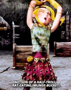 Astrid...