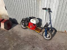Gas Scooter, Tricycle, Barber, Vehicles, Fun, Beard Trimmer, Rolling Stock, Vehicle, Barber Shop