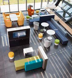 Campus02 - Bene Office Furniture