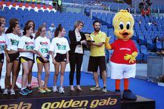 VISTO DAL basso    : ATLETICA Golden Gala: riflessioni sull'edizione 20...