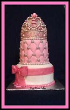 Tiara Princess Cake