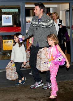 Ben Affleck (awww!!sweetest daddy!☺)