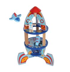 Absolutely LOVING the new Kit Pax items from one of our absolute fave toy brands here at Little Boo-Teek HQ, Tiger Tribe! The Rocket Ship has just landed on our virtual shelves!!