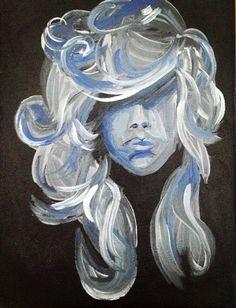 New painting!  www.artbyjsp.com Female, Painting, Art, Art Background, Painting Art, Kunst, Gcse Art, Paintings, Painted Canvas