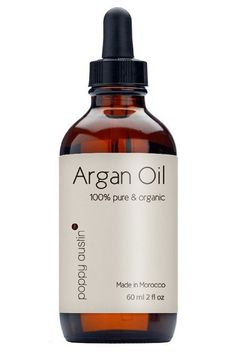 Amazon.com: 100% Pure Organic Argan Oil by Poppy Austin® - EcoCert Approved 60 ml / 2 oz - Moroccan Oil For all Ages, Hair & Skin Types - Lightweight, Odourless & Quick to Absorb - Cold Pressed Moroccanoil, Rich In Vitamin E - Made In Morocco By The Berber Women: Beauty