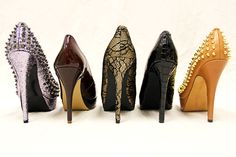 Not-so-plain pumps. Tell us which ones you'd rock. #Marshalls
