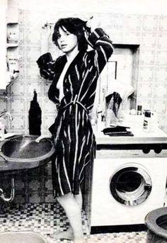 ☢ Christiane Felscherinow in the Bowie, Zoo Station, Dark Lips, Photos, Hero, Glamour, Female, Lady, Photography