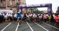 El Ayuntamiento de Morelia se sumó a la lucha contra la diabetes; en el marco del Día Mundial de la Diabetes se activaron más de un millar de personas – ...