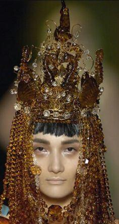 Christian Dior Haute Couture 2006 by John Galliano