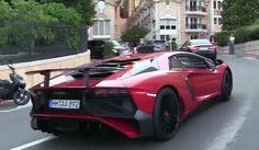 Rent A Lamborghini Aventador LP750-4 SV