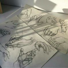 #drawing #hands #anatomy
